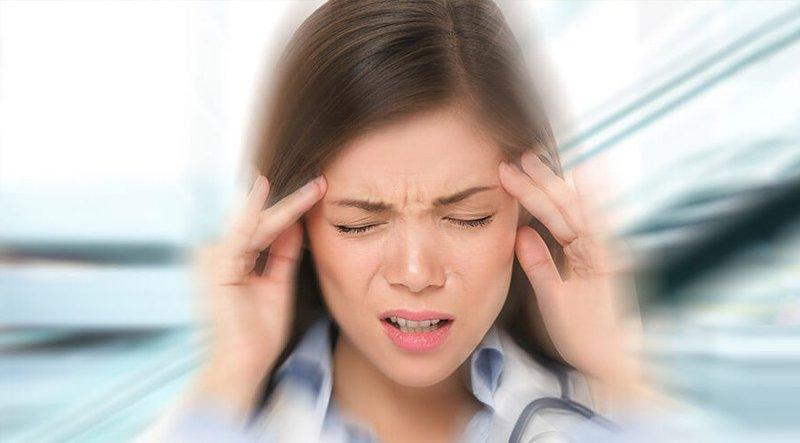 Mẹo bấm huyệt massage giúp giảm chóng mặt nhanh nhất.